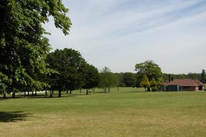 Eltham Park | Grass Tennis Court