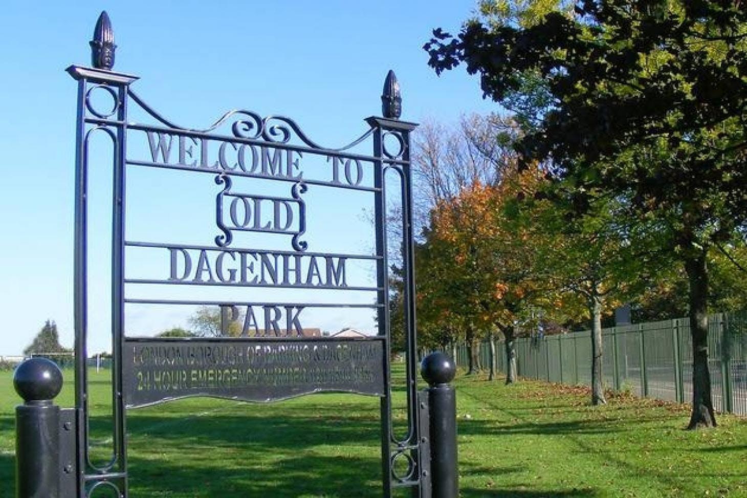 Old Dagenham Park Outdoor | Hard (macadam) netball court