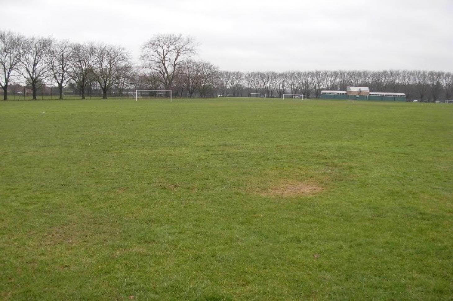 Church Street Recreation Ground Full size | Grass cricket facilities