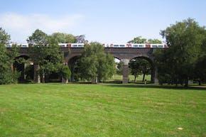 Arnos Park | Grass Football Pitch
