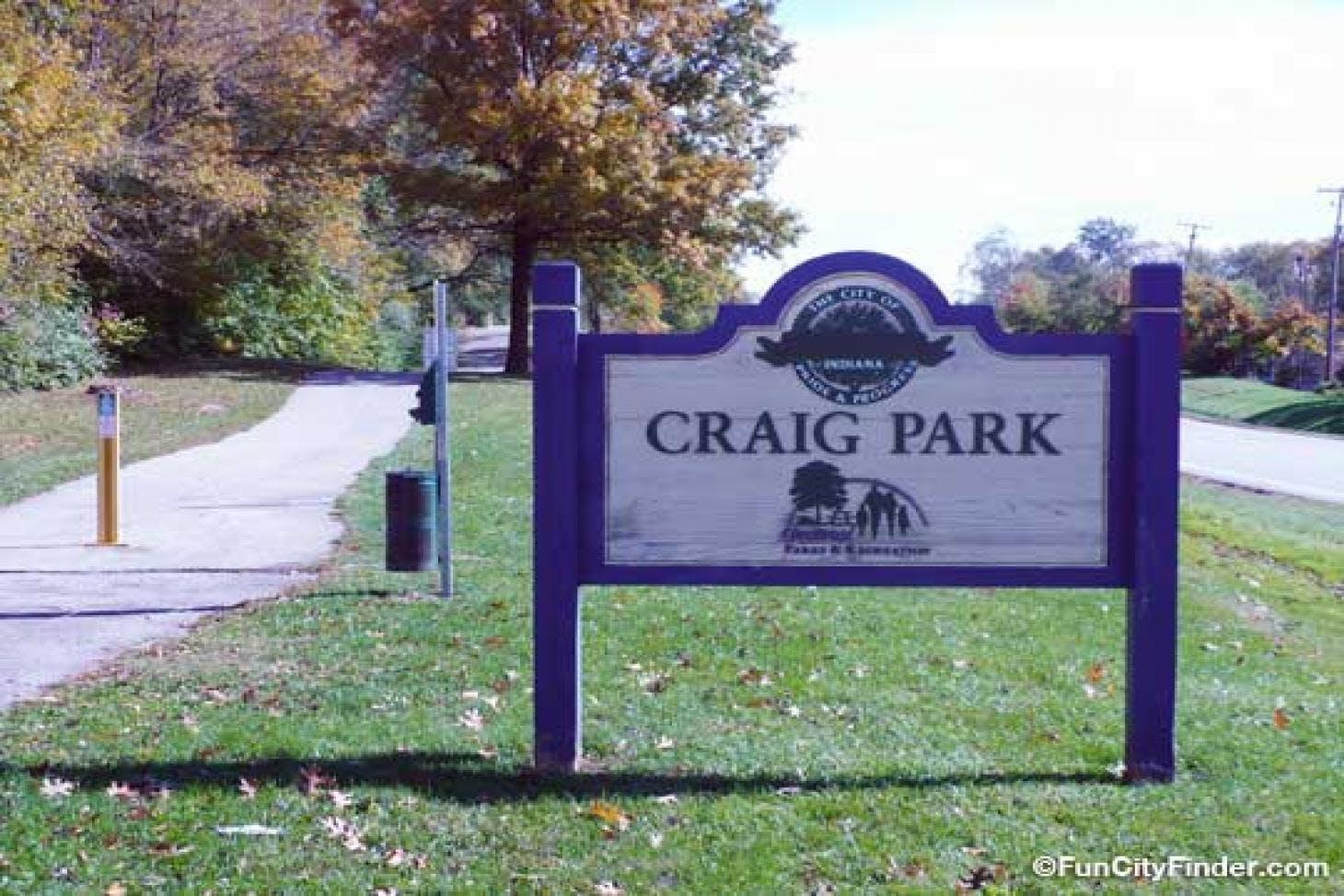 Craig Park 11 a side | Grass football pitch