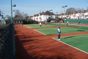 Templars Tennis Club | Astroturf Tennis Court