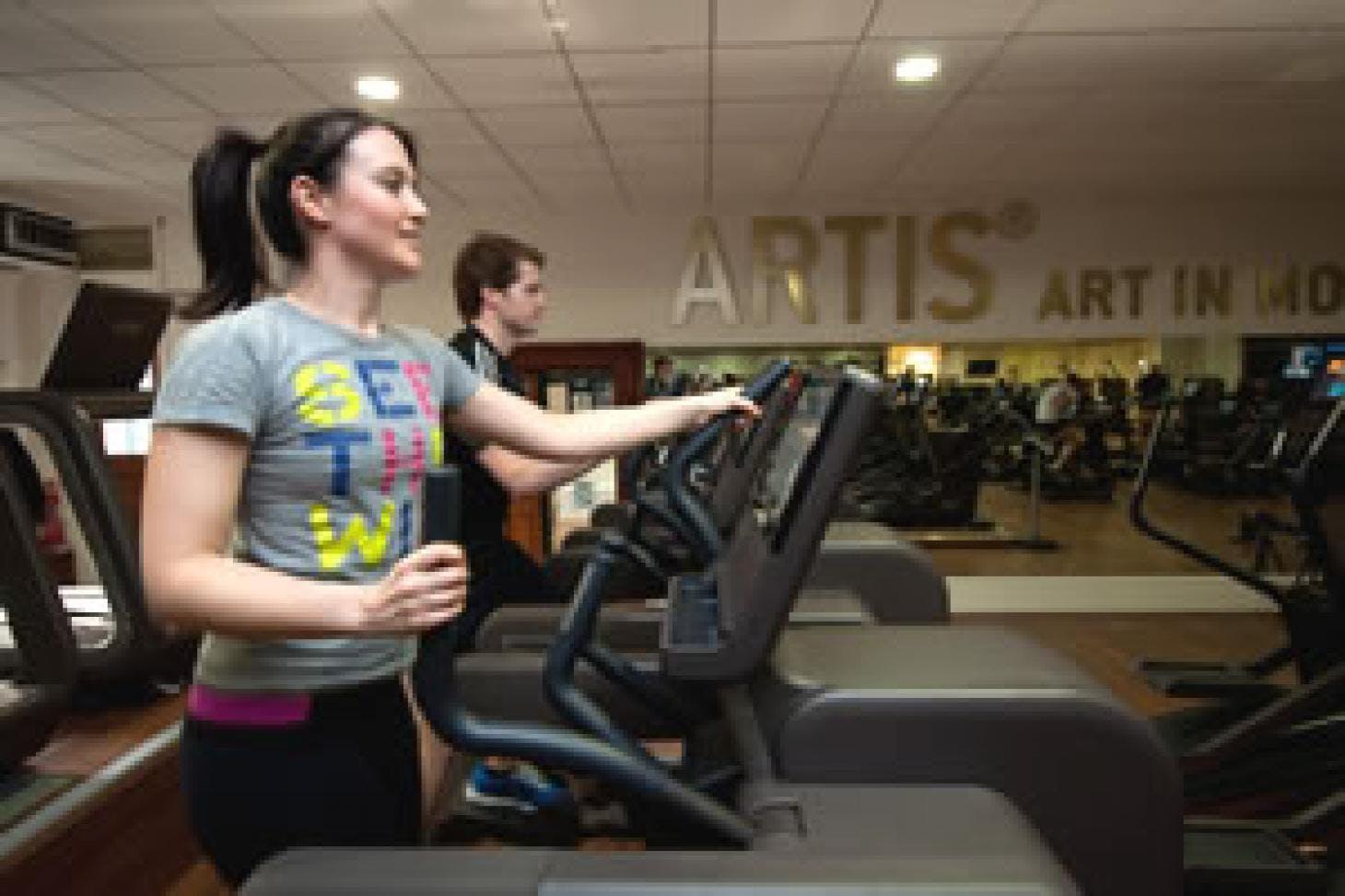 Hogarth Health Club Gym gym