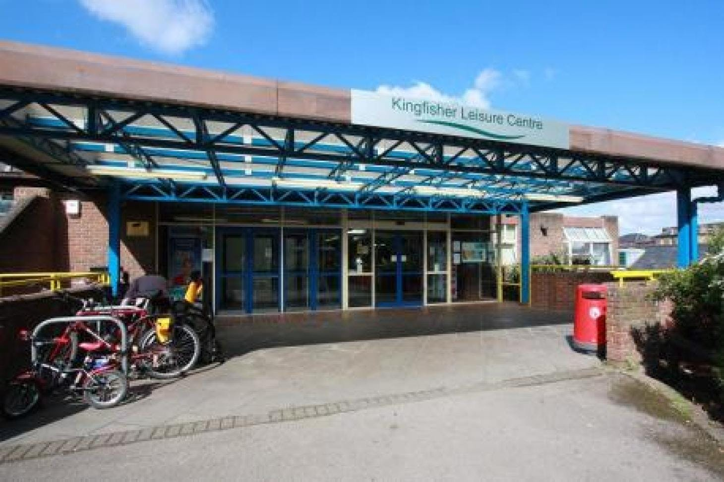 Kingfisher Leisure Centre Indoor swimming pool