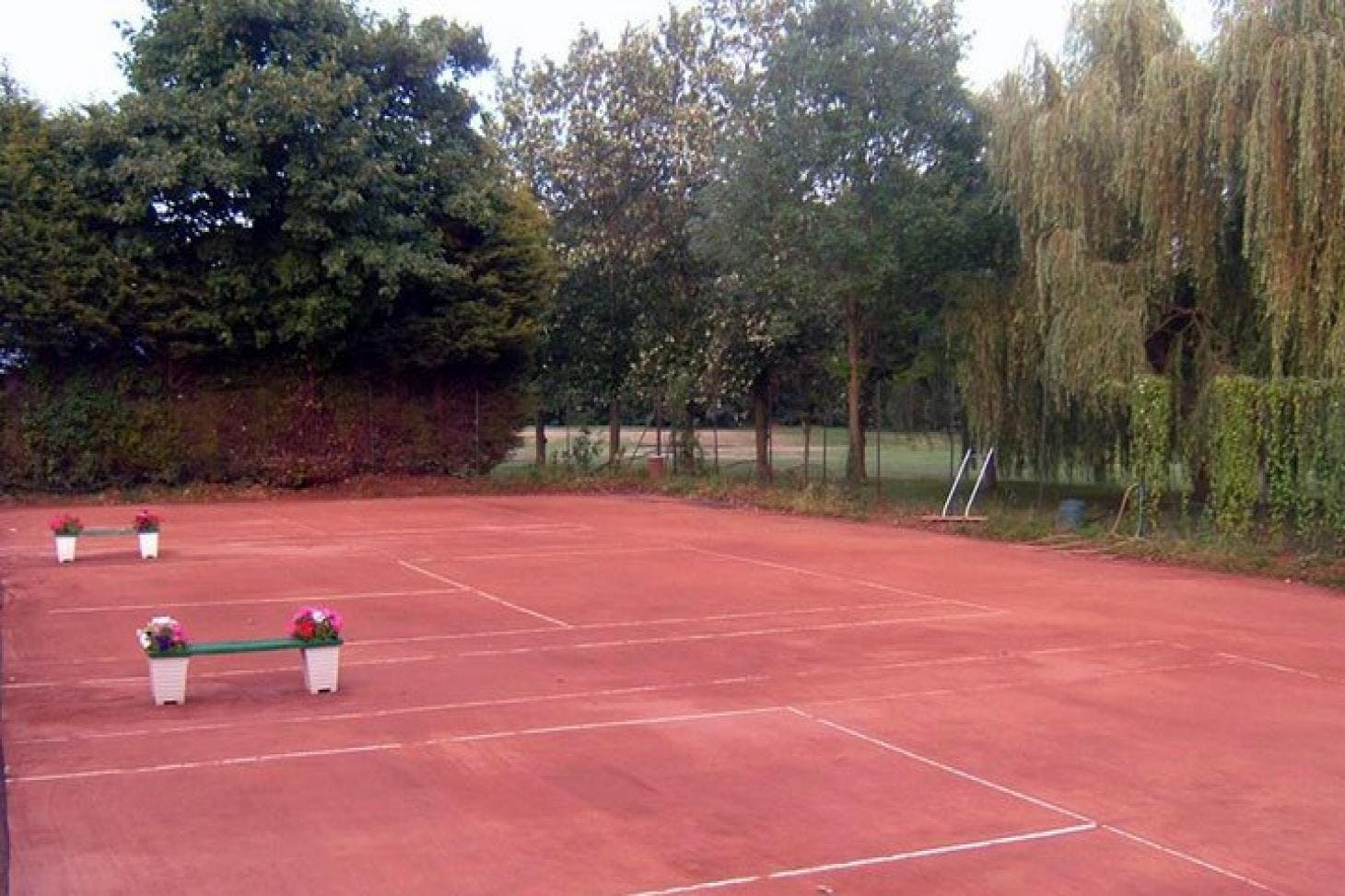 The Warren Italy Clay Tennis Club Outdoor | Clay tennis court