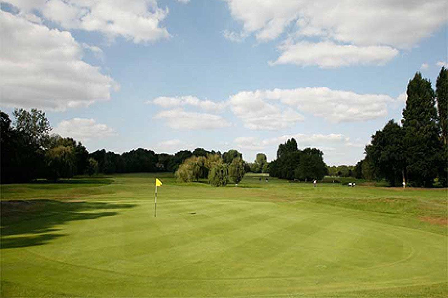 Malden Golf Club 18 hole golf course