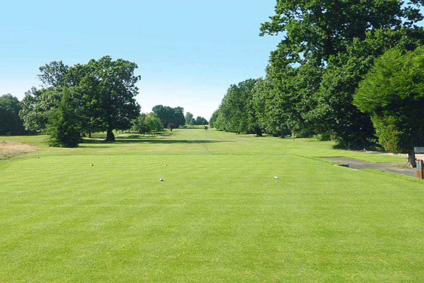 Shirley Park Golf Club 18 hole golf course