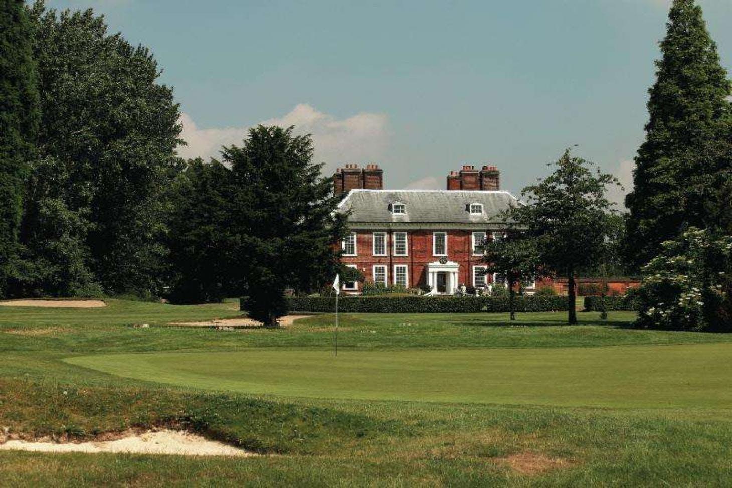 Royal Blackheath Golf Club 18 hole golf course