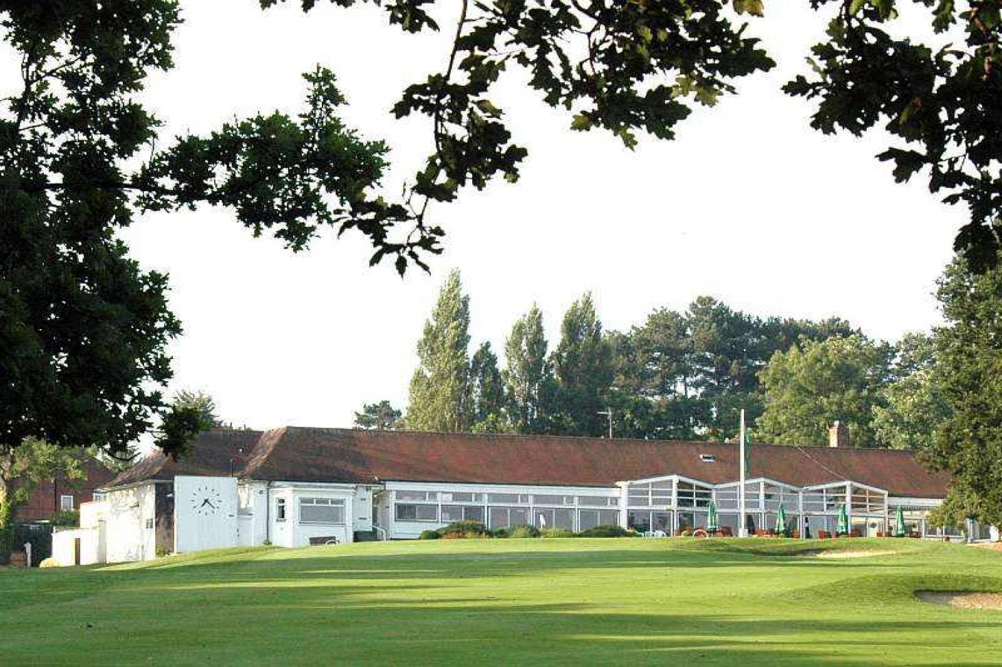 South Herts Golf Club 18 hole golf course