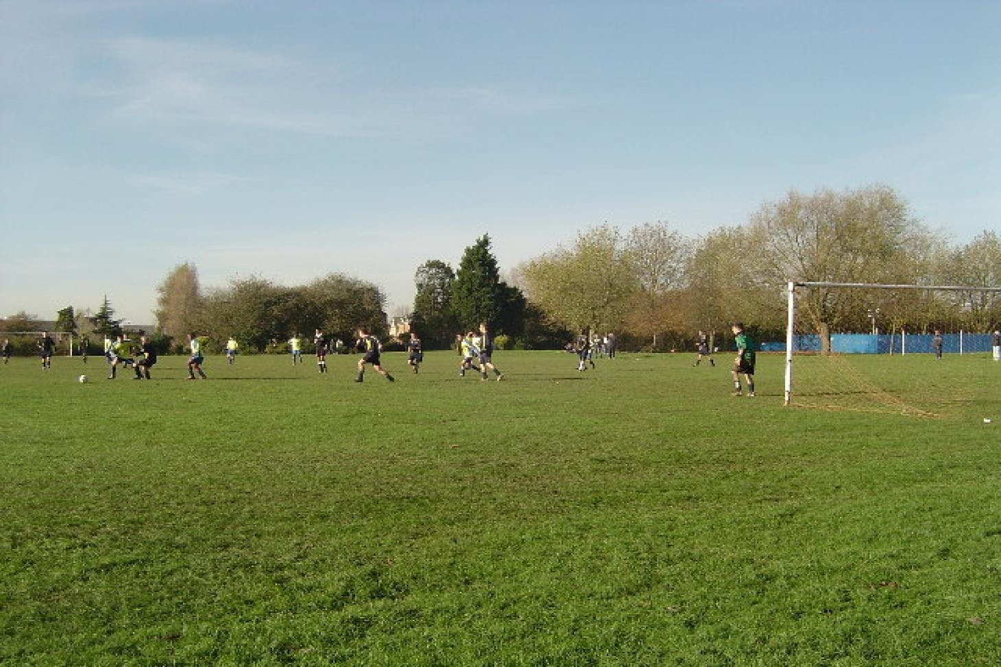 Roxbourne Park Full size | Grass cricket facilities