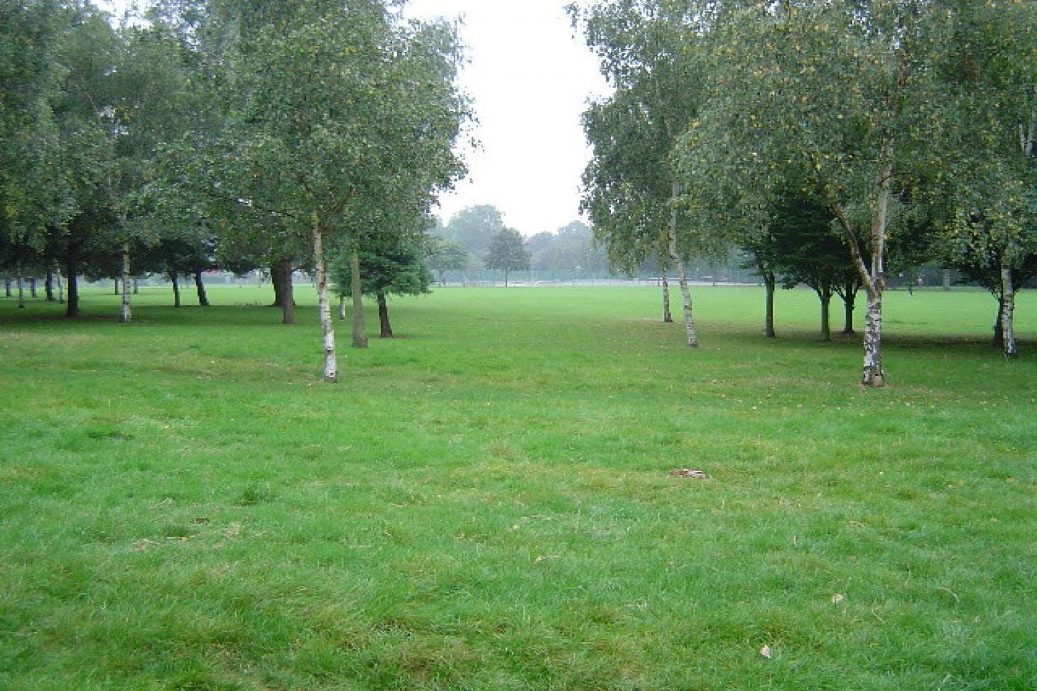 Harrow Recreation Ground Full size   Grass cricket facilities