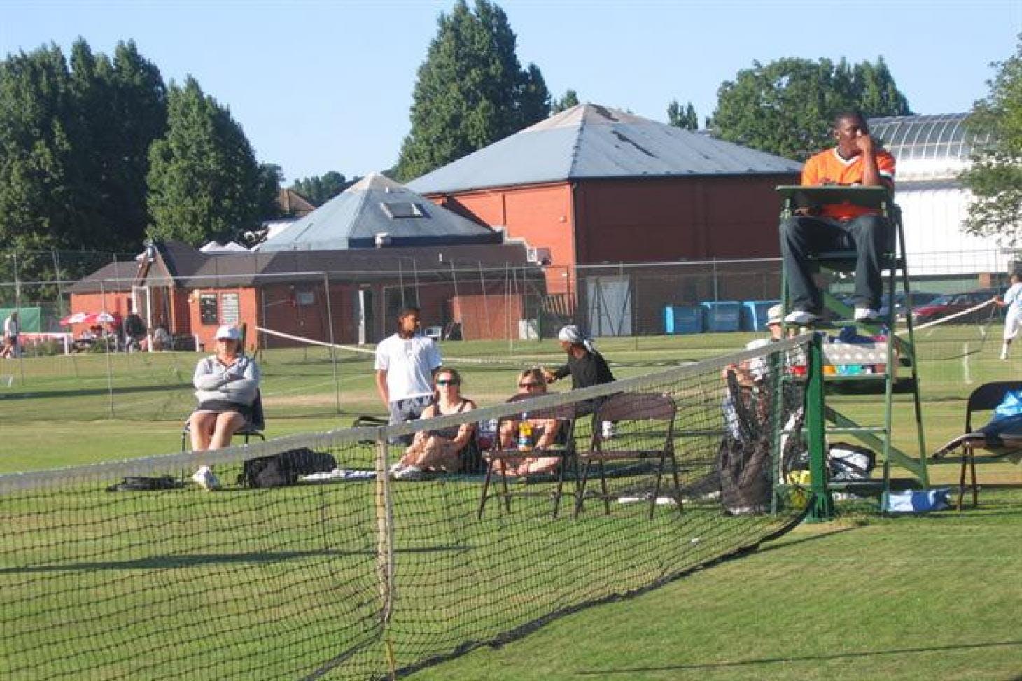 Catford Wanderers Sports Club Outdoor | Grass tennis court