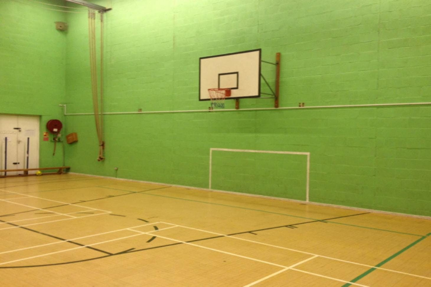 Newman Catholic College 5 a side | Indoor football pitch