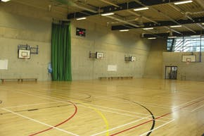 Evelyn Grace Academy | Indoor Netball Court