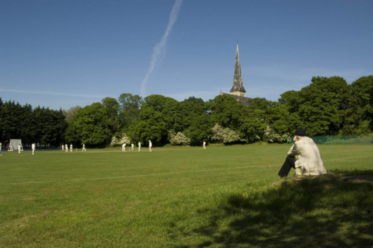 Streatham & Marlborough Cricket Club Full size | Grass cricket facilities