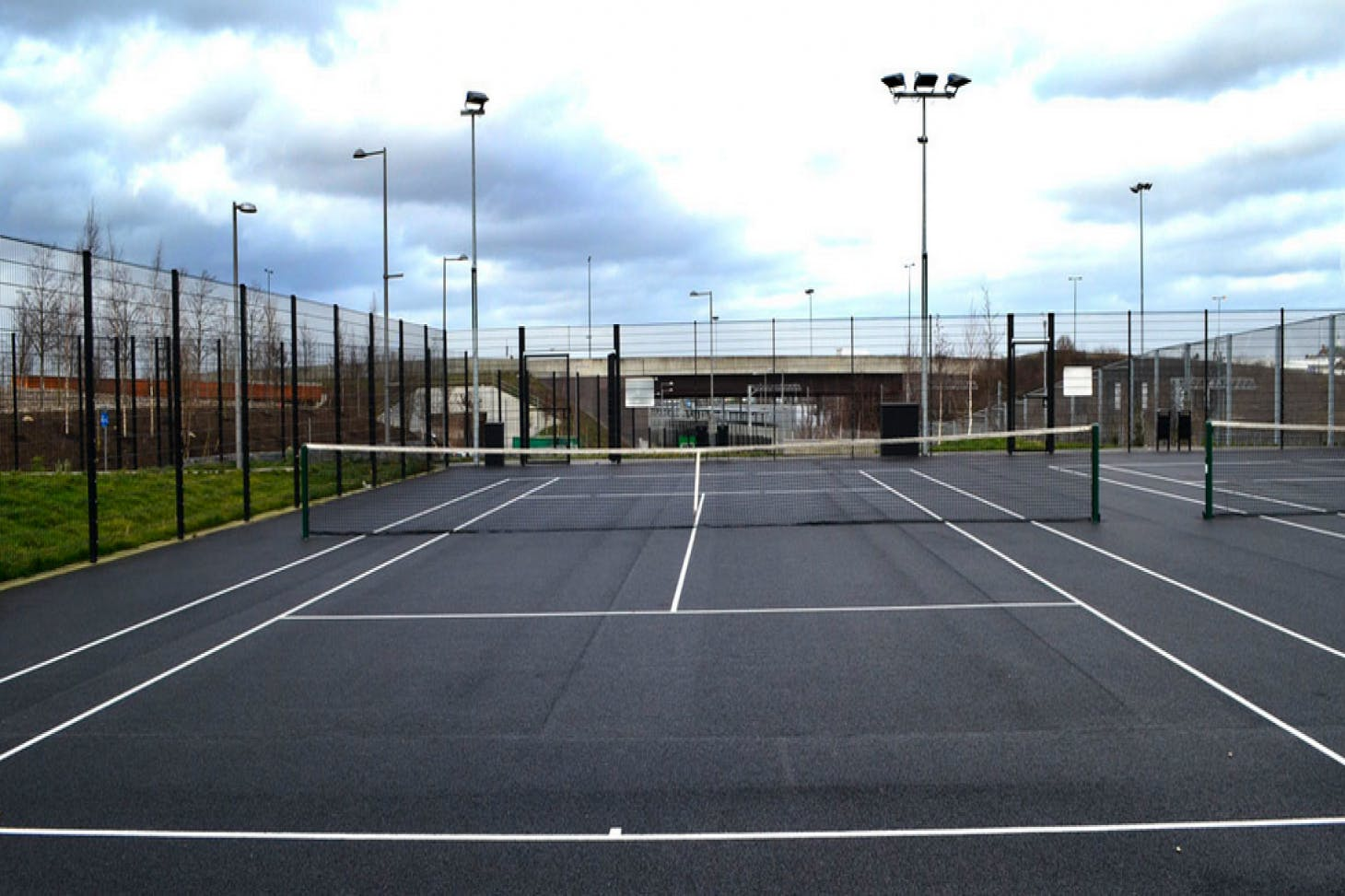 Chobham Academy Outdoor | Hard (macadam) tennis court