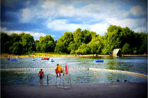 Serpentine Lido | N/a Swimming Pool