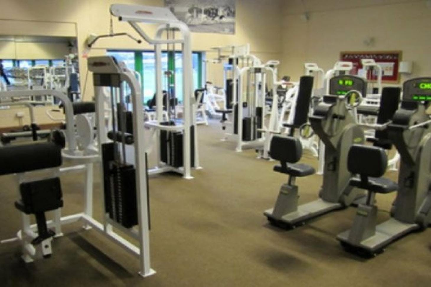 Bellingham Leisure & Lifestyle Centre Gym gym
