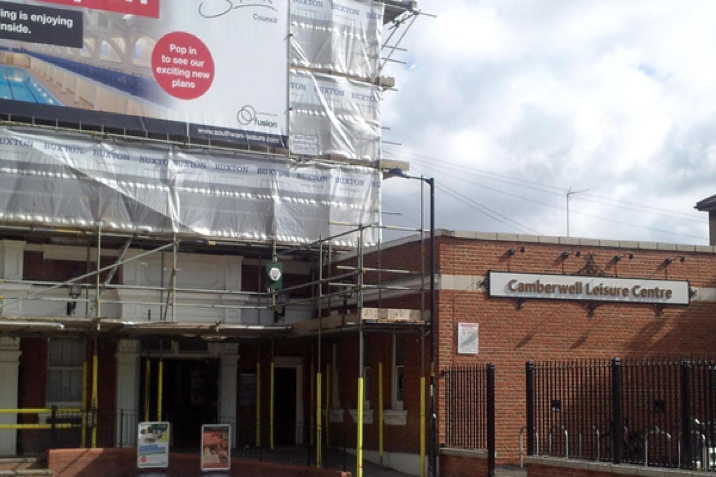 Camberwell Leisure Centre Gym gym