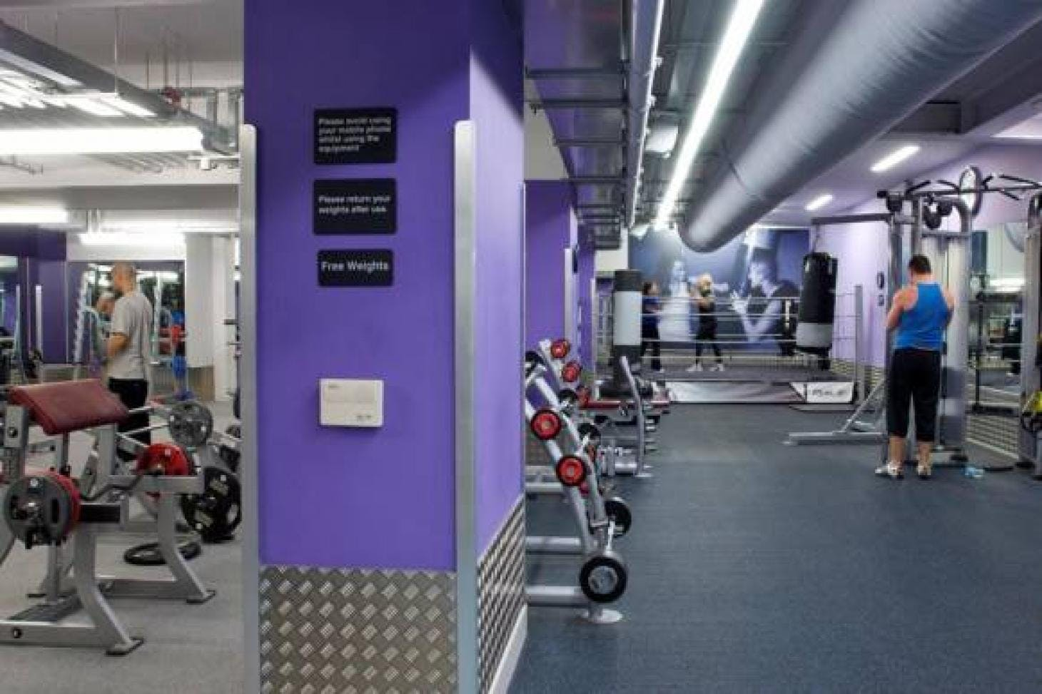 Fitness First Baker Street Gym gym