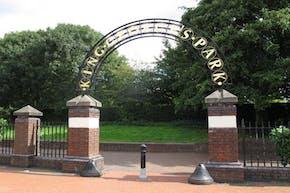 King George's Park   Hard (macadam) Tennis Court