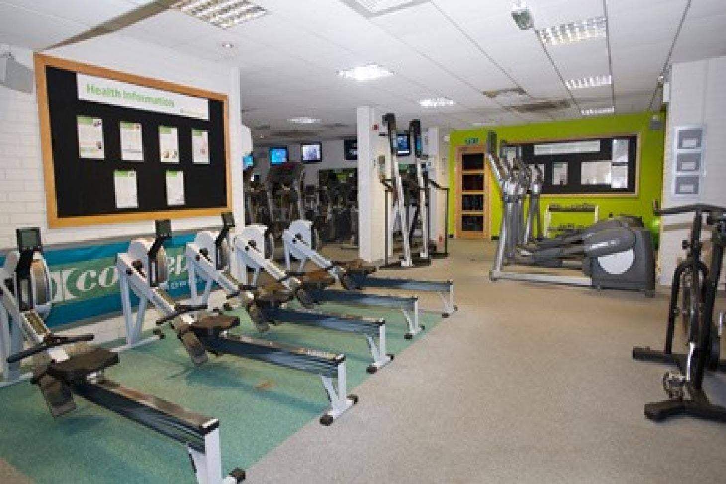 Nuffield Health Battersea Gym gym