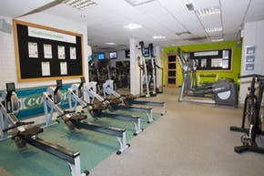 Nuffield Health Battersea | N/a Gym