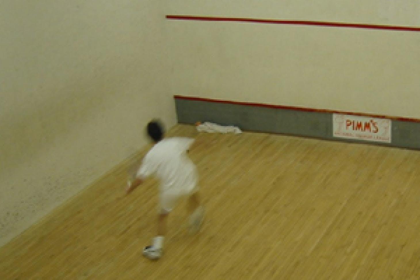 The Temple Fortune Club Indoor | Hard squash court