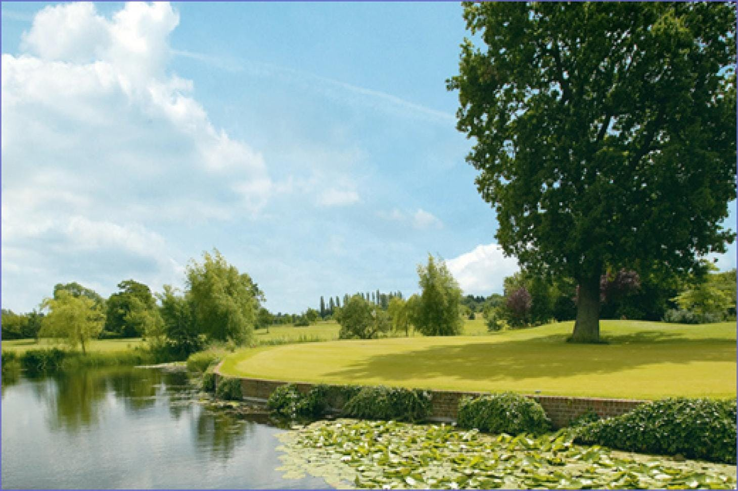 Woolston Manor Golf & Country Club 18 hole golf course