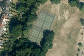 Palewell Common | Hard (macadam) Tennis Court