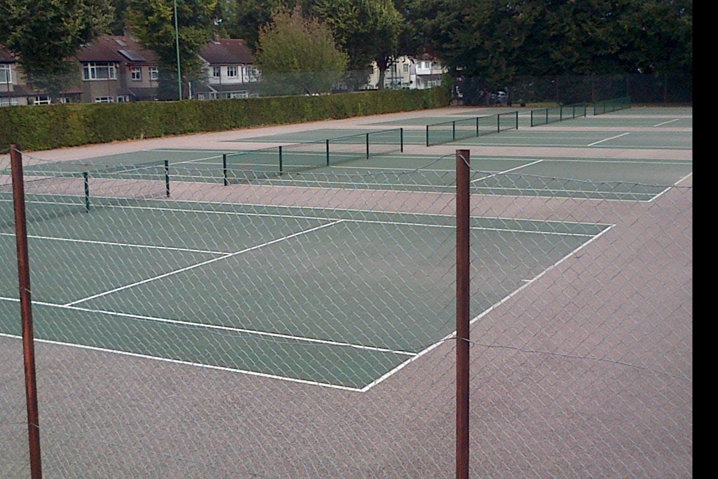 Carshalton Park Outdoor | Hard (macadam) tennis court