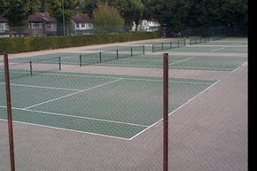 Carshalton Park | Hard (macadam) Tennis Court