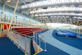 Lee Valley Athletics Centre (Indoor) | Indoor Athletics Track