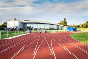 Lee Valley Athletics Centre (Outdoor) | Synthetic rubber Athletics Track