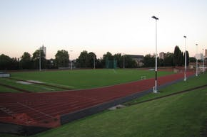 Parliament Hill | Synthetic rubber Athletics Track