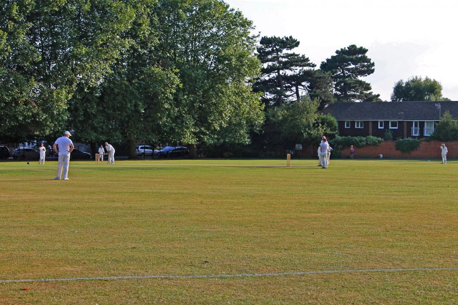 Cottenham Park Full size | Grass cricket facilities