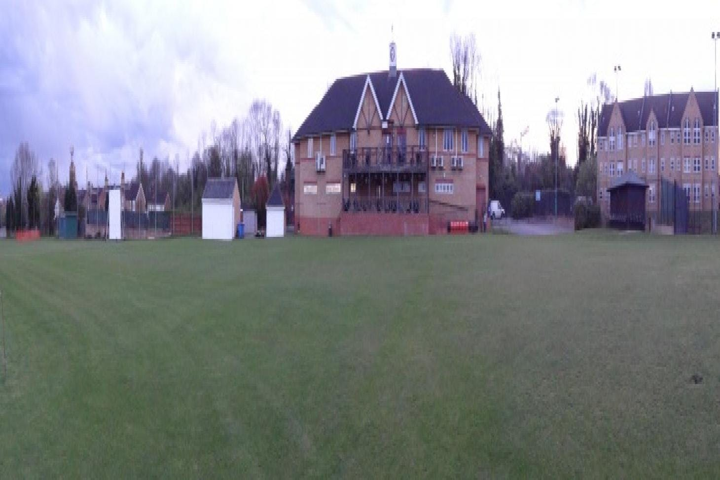 Holtwhites Sports and Social Club Full size | Grass cricket facilities