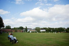 Parliament Hill | Grass Cricket Facilities