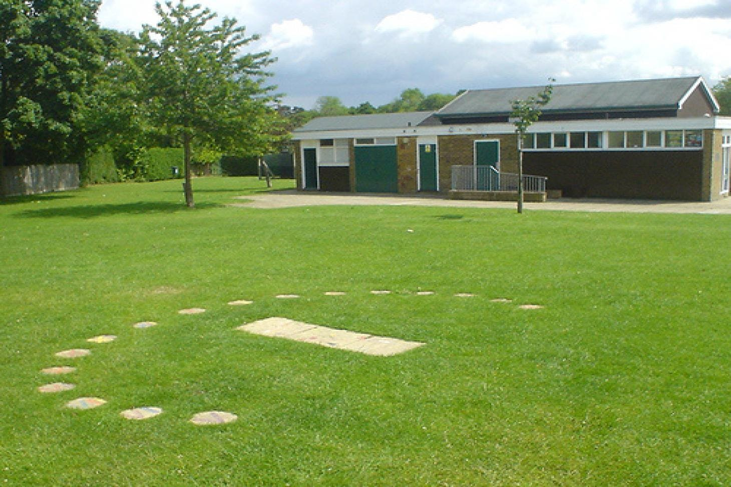 Willett Recreation Ground Full size | Grass cricket facilities