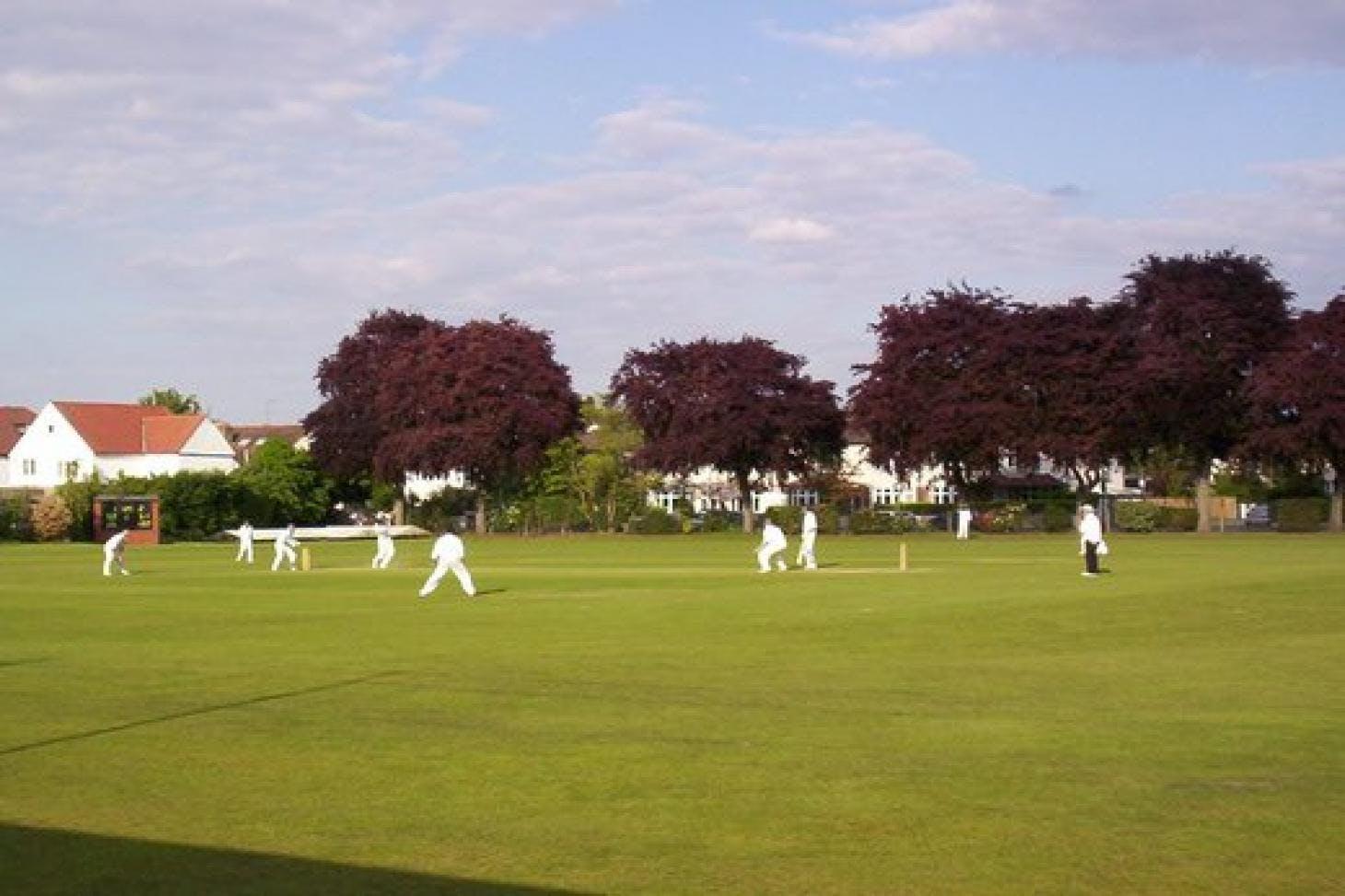 Barnes Sports Club Full size   Grass cricket facilities
