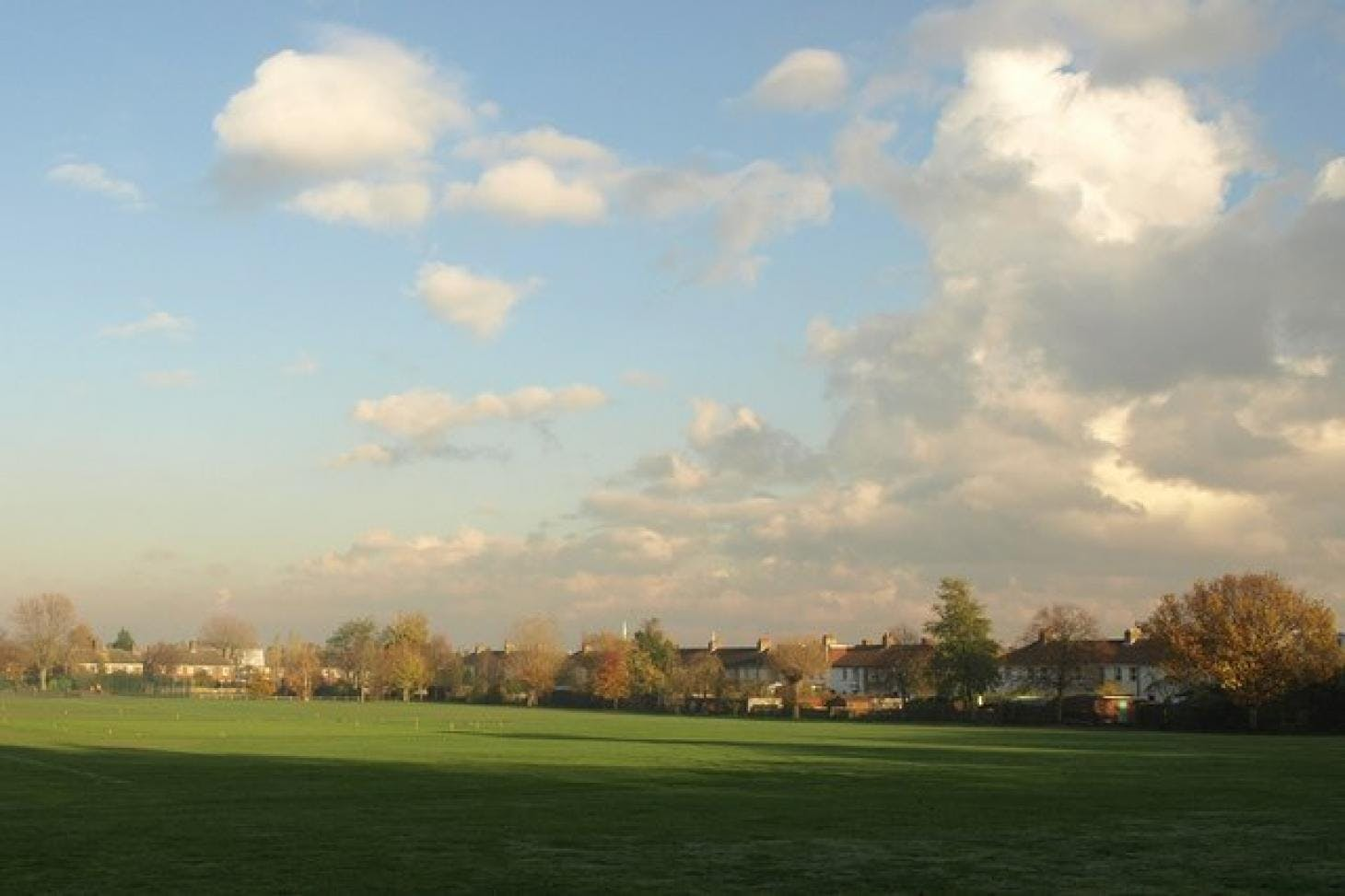 Joseph Hood Recreation Ground Full size | Grass cricket facilities