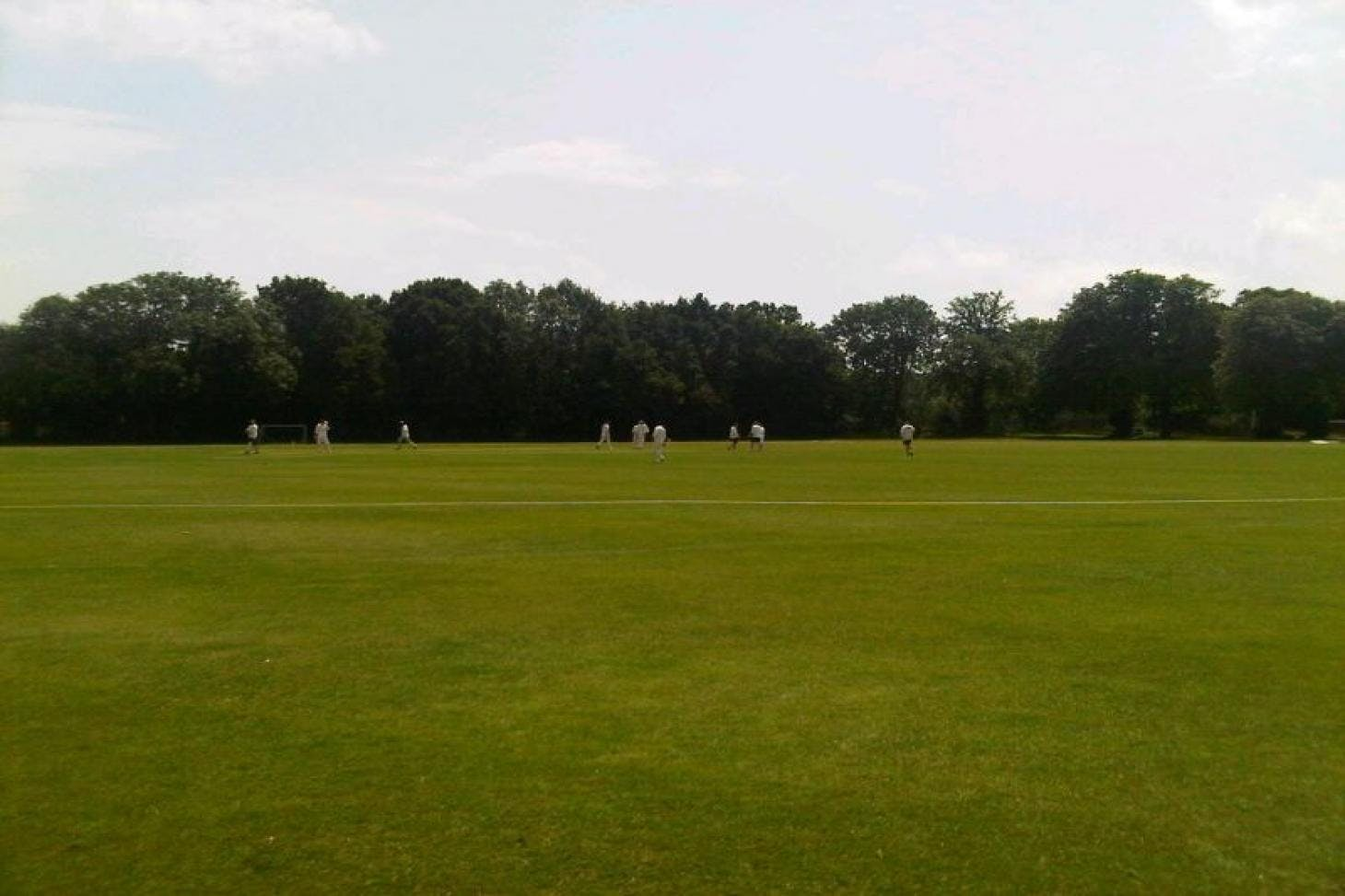 Dulwich Sports Ground Full size | Grass cricket facilities