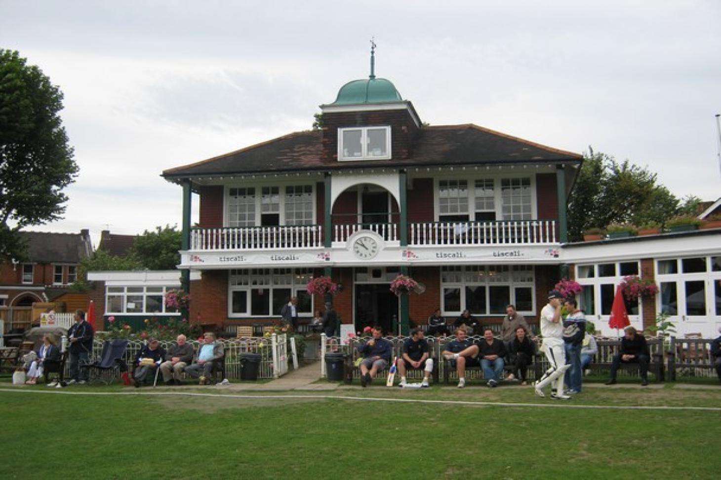 Ealing Cricket Club Nets | Artificial cricket facilities