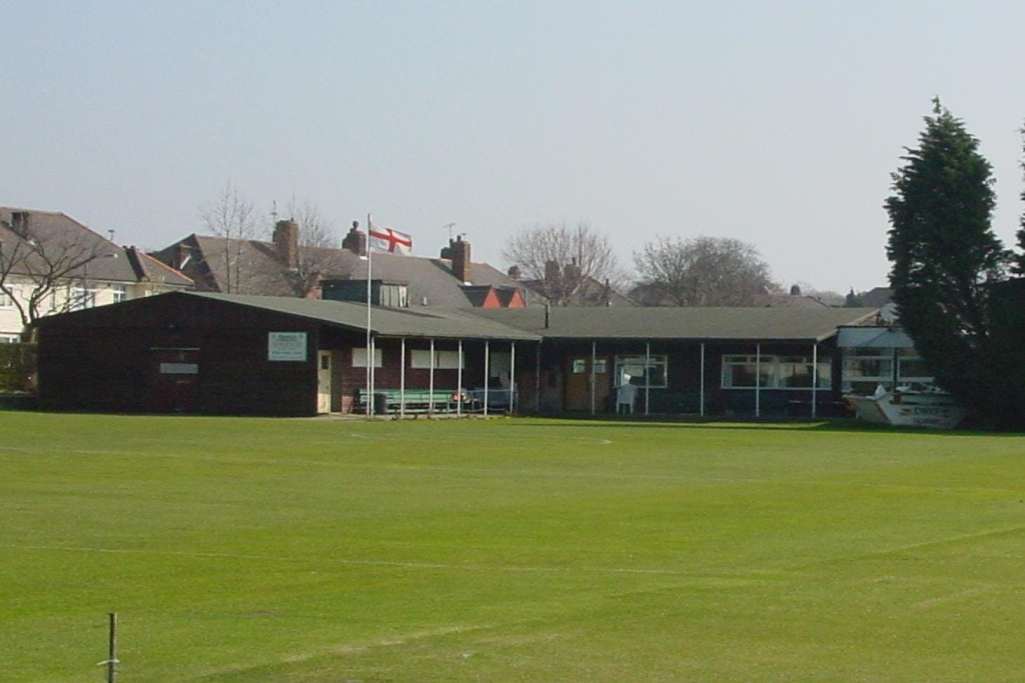 Spencer Club Full size   Grass cricket facilities