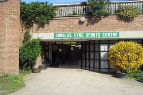 Douglas Eyre Sports Centre | Grass Football Pitch