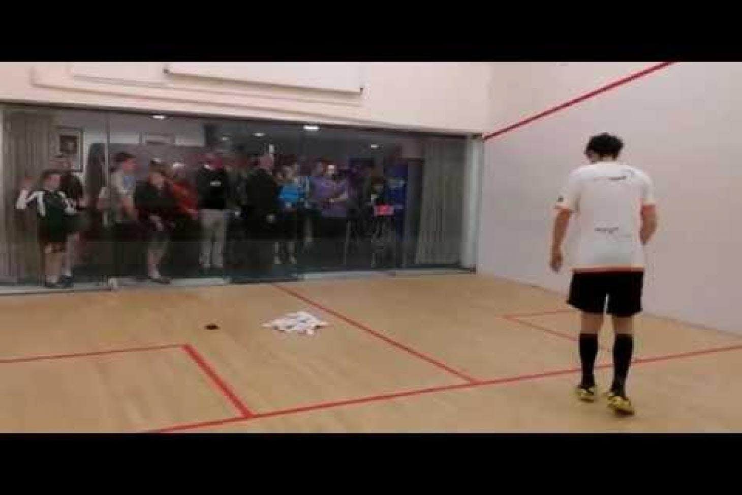 Southgate Squash & Racketball Club Indoor | Hard squash court