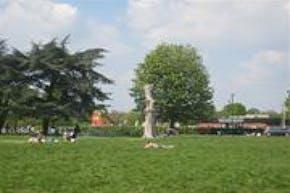 Beddington Park   Concrete Football Pitch