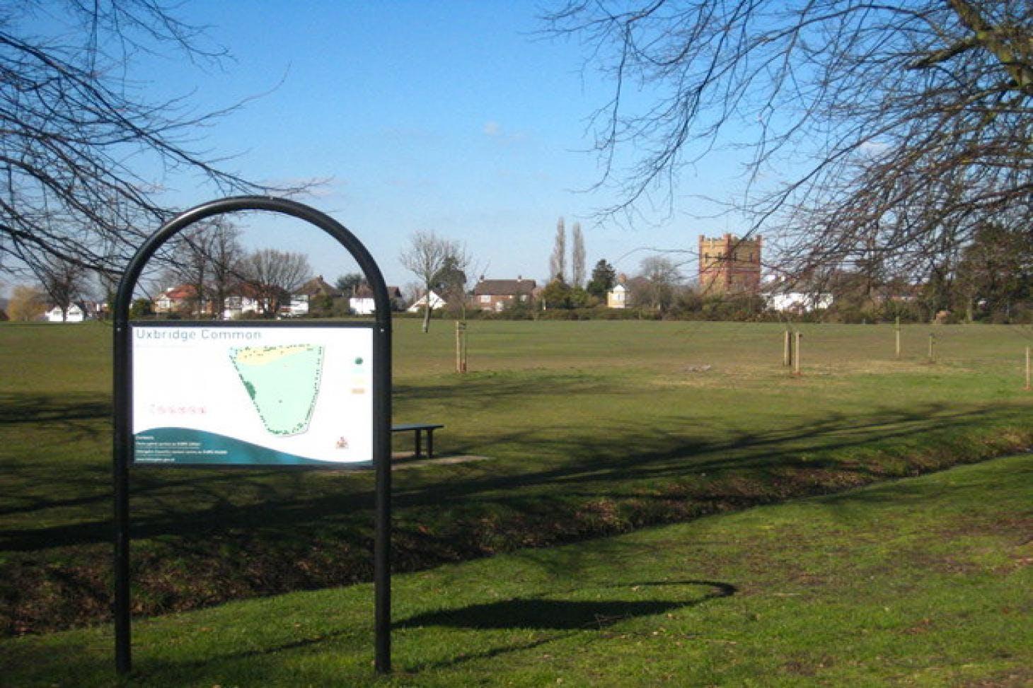 Rockingham Recreation Ground 5 a side | Grass football pitch