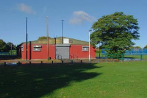 Hayes End Recreation Ground | Concrete Football Pitch