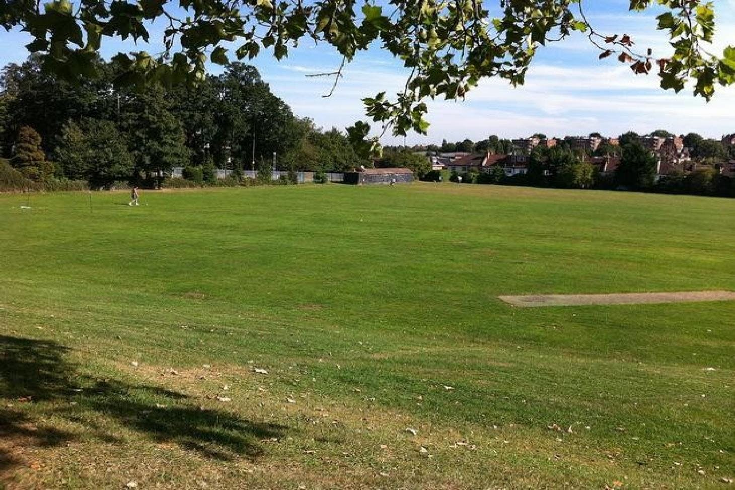 New Southgate Recreation Ground 11 a side | Grass football pitch
